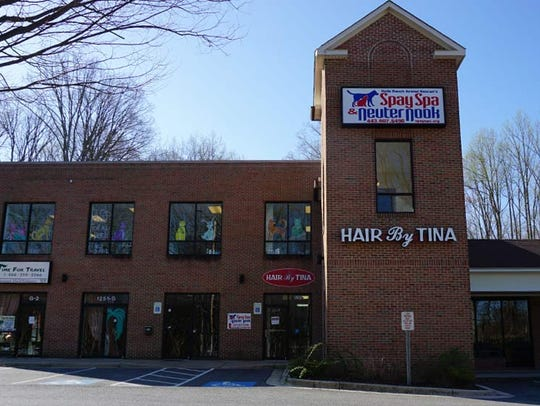 The Spay Spa and Neuter Nook in Davidsonville, Maryland.