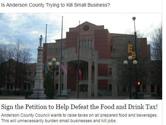 petition screen grab