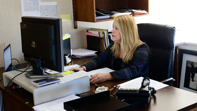 Brenda Cronin, executive director of the Mental Health and Recovery Board of Erie and Ottawa Counties, said the loss in tax revenue will result in fewer services available for residents in both counties