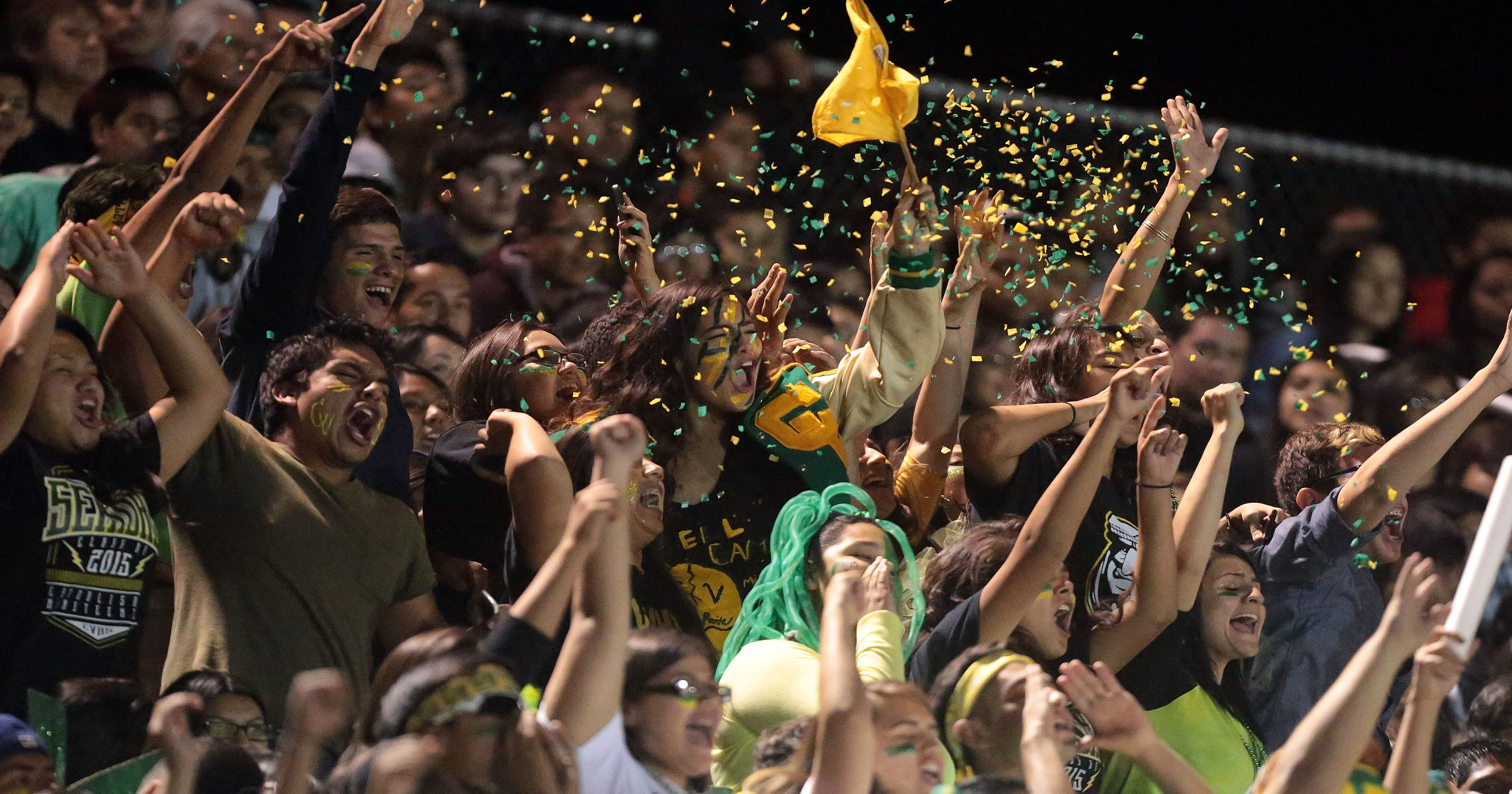 Set your GPS for these 10 local high school football games