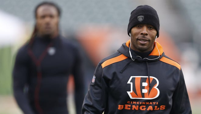 Andrew Hawkins says he feels indebted to the Bengals for giving him a chance at an NFL career when he had previously gone unnoticed.