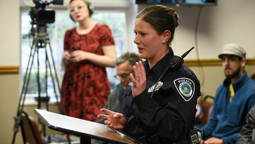 Pleasant Ridge hires its first female police officer
