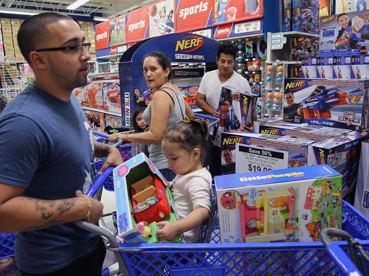 Toys 'R' Us is prepping to liquidate its US operations