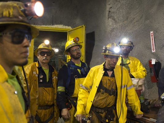 Resolution Copper Mining