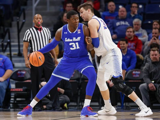 NCAA Basketball: Seton Hall at DePaul