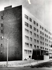 Doctors Hospital, then called Pontiac General Hospital,