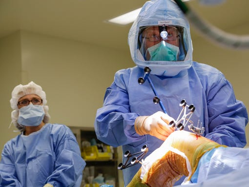 Knee And Hip Replacements Have Become Commonplace For