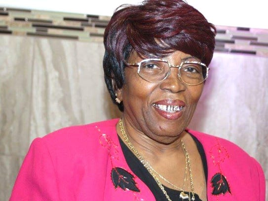 Shirley Chapman is the chair of the Lee County NAACP's