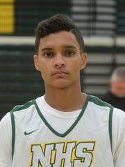 Quantrell Gammon, Northeastern High School basketball