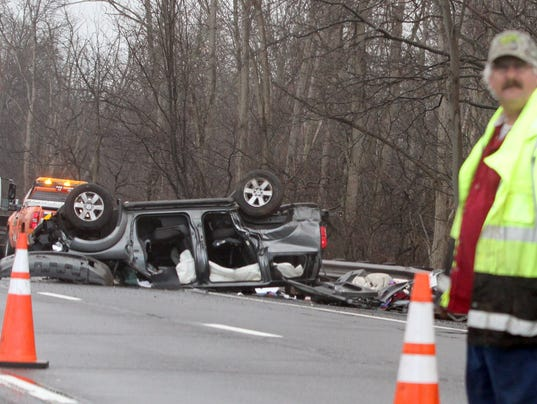 Fatal crash on parkway in middletown - Accident on garden state parkway north today ...