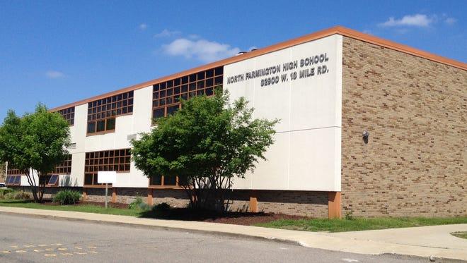 North Farmington High School