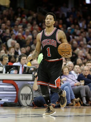 Chicago Bulls guard Derrick Rose voiced his frustrations after the team lost its sixth game in eight days.
