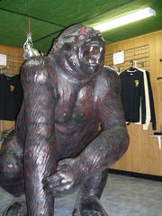 Skunk Ape Research Headquarters in Ochopee.