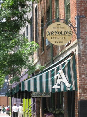 Enquirer file Arnold's Bar & Grill, 210 E. Eighth St. Arnold's Bar & Grill, 210 E. Eighth St.