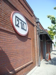 210 Cafe in downtown Visalia.