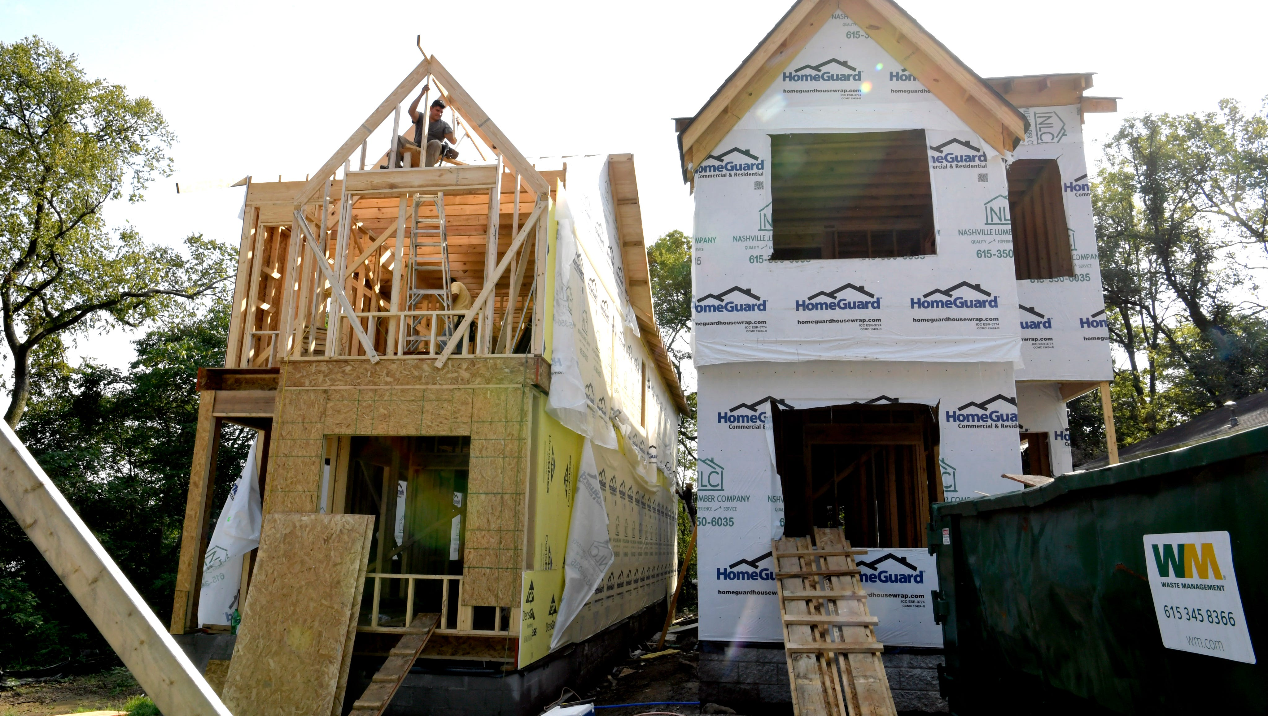 Nashville S Tall Skinny Homes 5 Things To Know