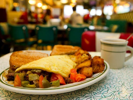 Hub City Diner is one of many restaurants participating in the Dine for the Diner event on May 2.