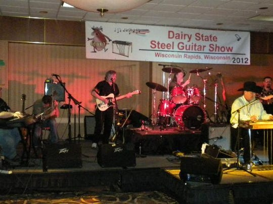 The 15th annual Dairy State Steel Guitar Show & Dance will be held this weekend at the Hotel Mead Grand Ballroom.