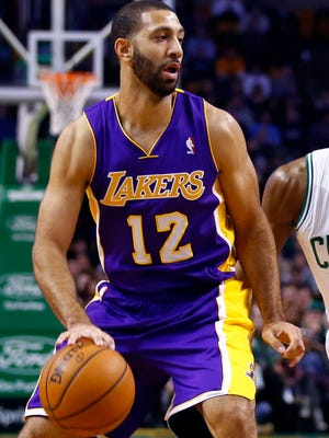 Lakers point guard Kendall Marshall has been a huge help to a team desperate at the position.