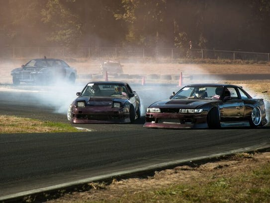 Drifting competition is being added to the Hot August