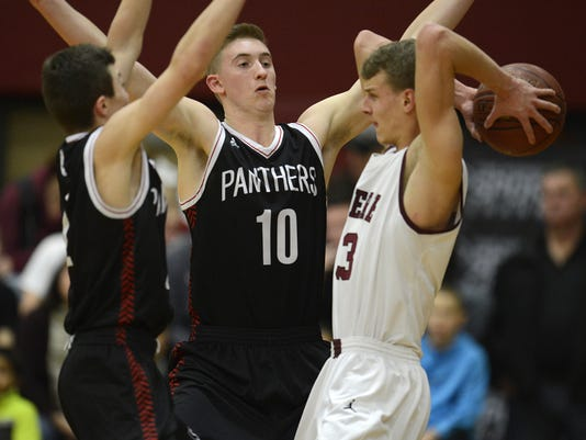 GPG ES De Pere vs SPASH BB 12.18.15