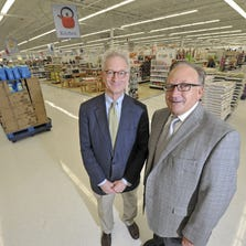 Hank and Doug Meijer, sons of late retail and grocery store founder Fred Meijer, are tops in Michigan and 55th in America, according to Forbes' 2014 ranking of the 400 richest people in America. The average net worth of a Forbes 400 member is $5.7 billion.