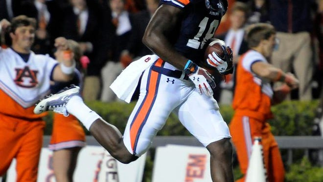 Sammie Coates was named to the Biletnikoff Award Watch List.