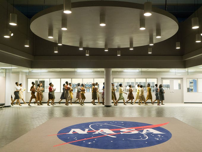The importance of women to the early days of NASA in