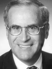 Dr. Michael Ferrari, former president of Drake University.