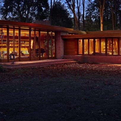Cranbrook acquires Frank Lloyd Wright house