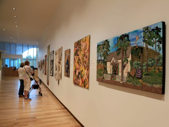 """The """"Pathfinders: New Territories"""" exhibit at the Southern"""