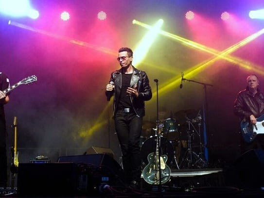Elevation, a U2 tribute band, will be among the acts