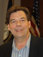 Mayor Eric Haas of Fort Thomas