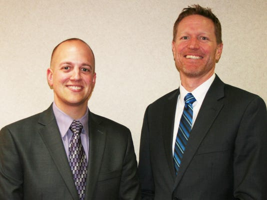 Jon LaFever and Greg Hohenberger Earned CPRP Certification 2016