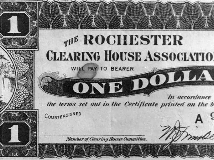 Remember When - The banks closed March 5, 1933 and