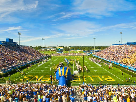 Delaware Stadium, 2012