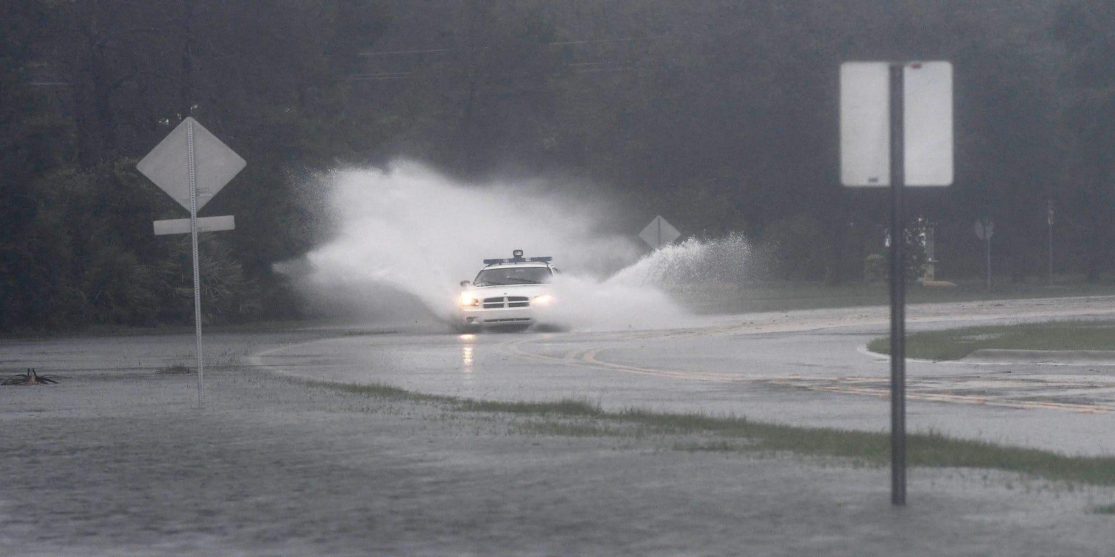 328db5e0552d Irma to bring more rain overnight in Brevard County