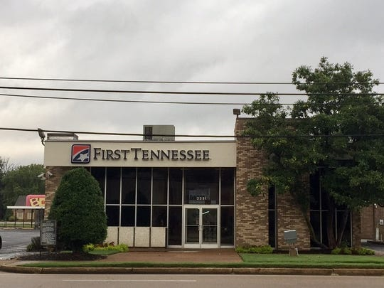 First Tennessee branch, 3391 N. Watkins in Frayser