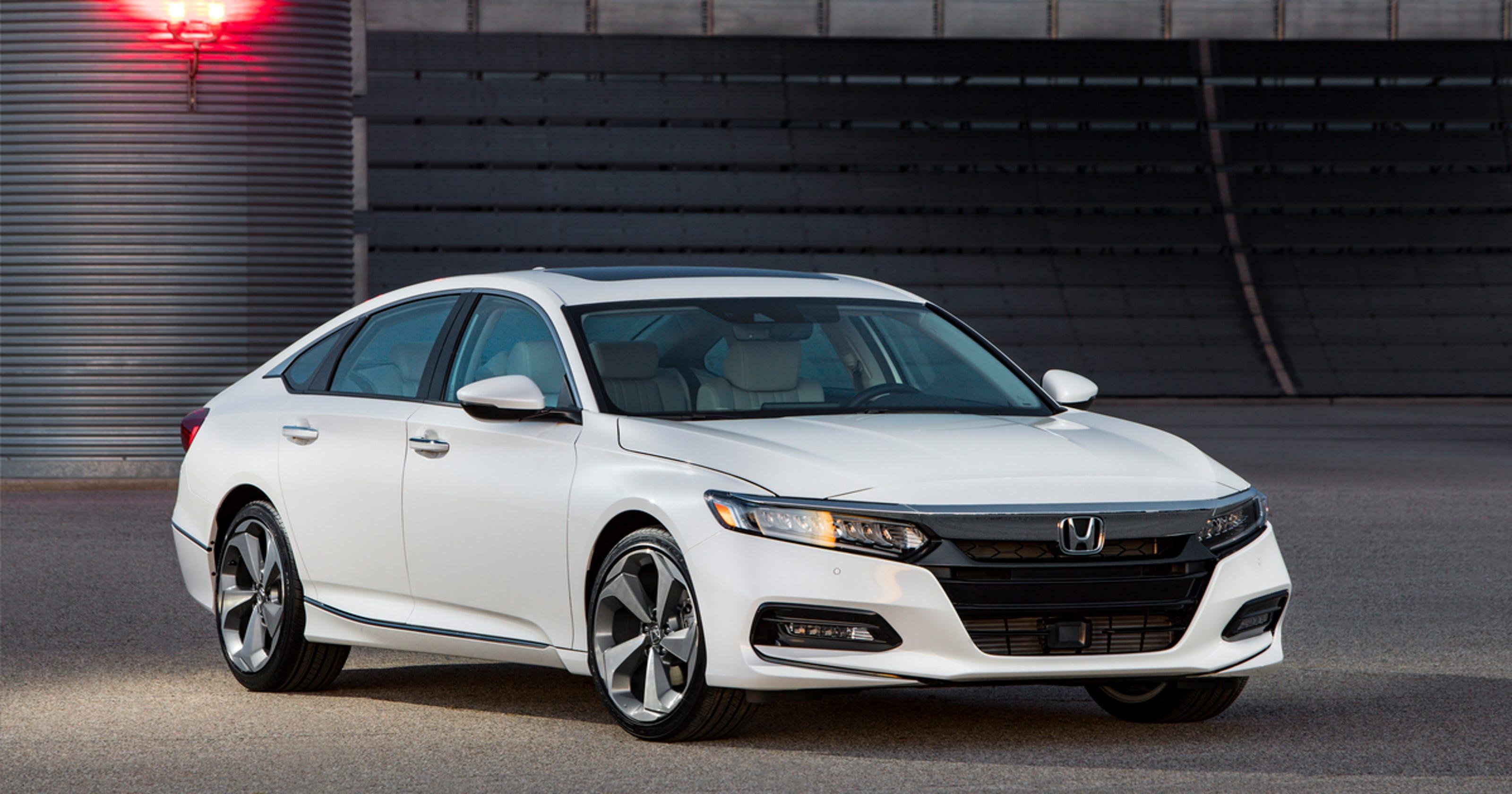 Honda Bill Pay >> Honda reveals new Accord, moves hybrid production from ...
