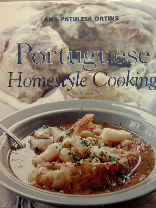 Cookbook Portuguese Homestyle Cooking