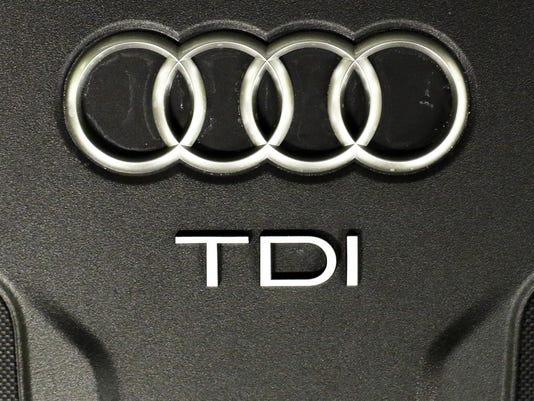 Germany Volkswagen Audi