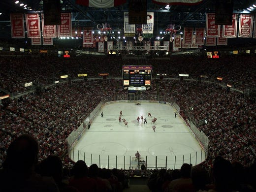bf3a86866c8 Joe Louis Arena demolition to start soon  What s coming down