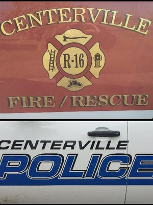 Centerville Fire/Rescue and Centerville Police Department