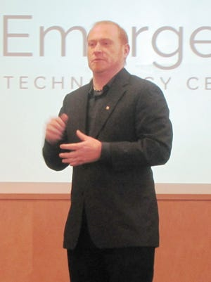 Emergent Technology Center board of directors has elected Jay Smith as president.