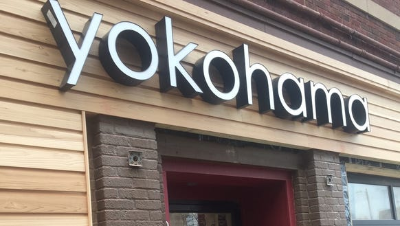 Yokohama, a ramen shop and karaoke bar, is opening