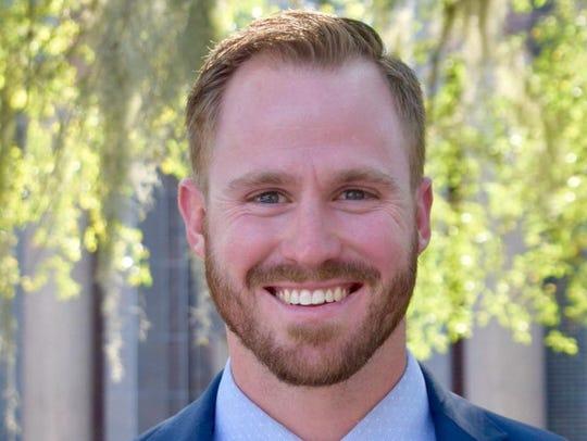 Jamie Van Pelt has joined a ESPMedia, a PR firm run by his former boss Andrew Gillum's gubernatorial campaign advisor, city of Tallahassee lobbyist and close friend.