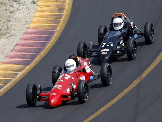 New Jersey racer survives to win Glen Majors SRF race