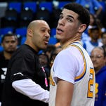 Detroit Pistons would select UCLA's Lonzo Ball despite his father