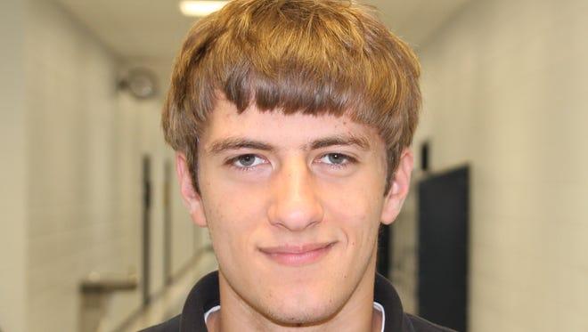 Presbyterian Christian School junior Sam Lucas earned a top score on the ACT.