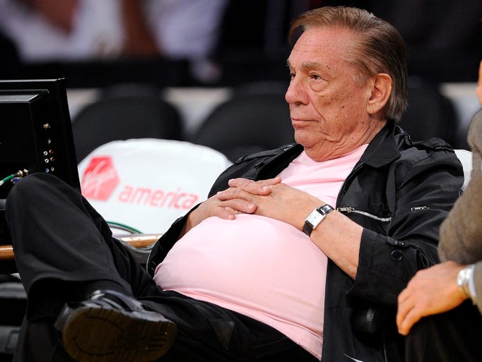 Longtime Clippers owner Donald Sterling, shown in 2010, has been banned by the NBA. Flip through this gallery for more of Sterling.